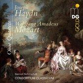 Haydn, Mozart: Oboe Quartets