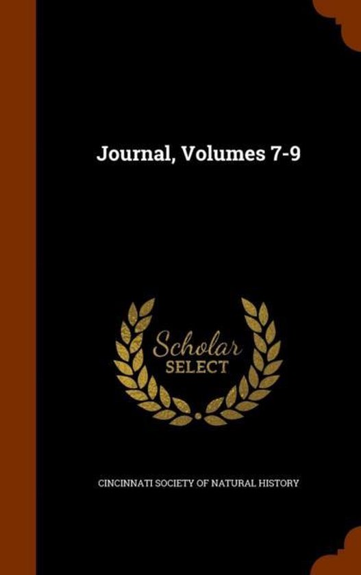 Journal, Volumes 7-9