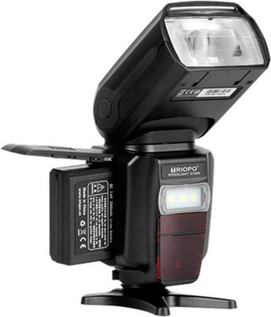 Triopo G1800 Speedlite High Speed Canon/Nikon