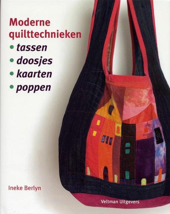 Moderne quilttechnieken - Ineke Berlyn | Fthsonline.com