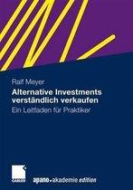 Alternative Investments Verstandlich Verkaufen