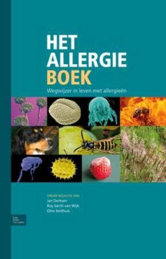 Het allergieboek - Jan W.M. Derksen |