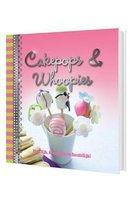 Cakepops & whoopies - Boek - Koken - 19 x 19 x 1,6 cm