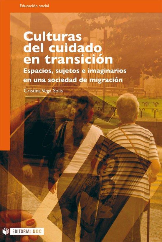 Boek cover Culturas del cuidado en transicion van Benito Perez Galdos (Onbekend)