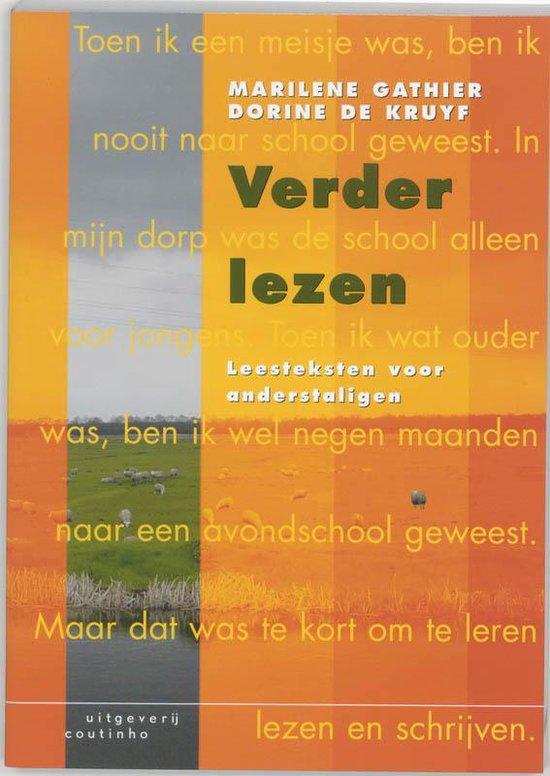 Verder lezen - M. Gathier pdf epub