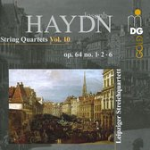 Joseph Haydn: String Quartets, Vol. 10 - Op. 64 Nos. 1, 2, 6