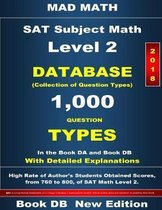 2018 SAT Subject Math Level 2 Book DB