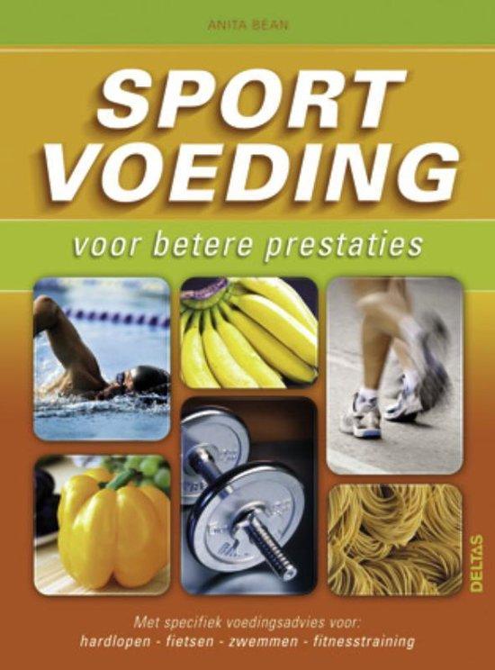 Boek cover Sportvoeding voor betere prestaties van Anita Bean (Paperback)