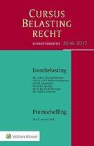 Cursus belastingrecht Loonbelasting/Premieheffing 2016-2017