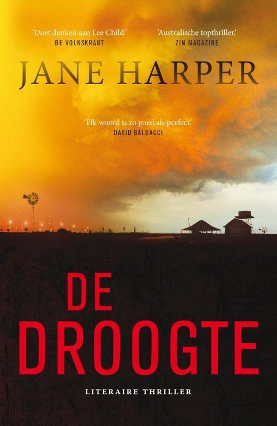 De droogte - Jane Harper |
