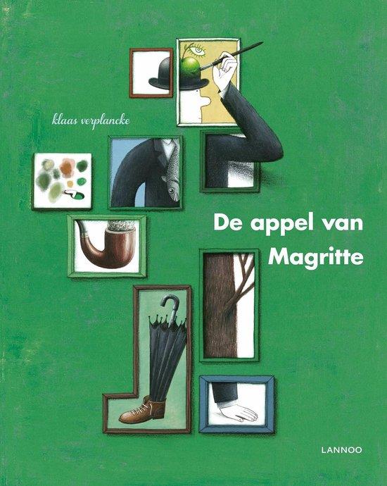 De appel van Magritte - Klaas Verplancke | Readingchampions.org.uk