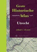 Historische provincie atlassen - Grote Historische topografische Atlas Utrecht