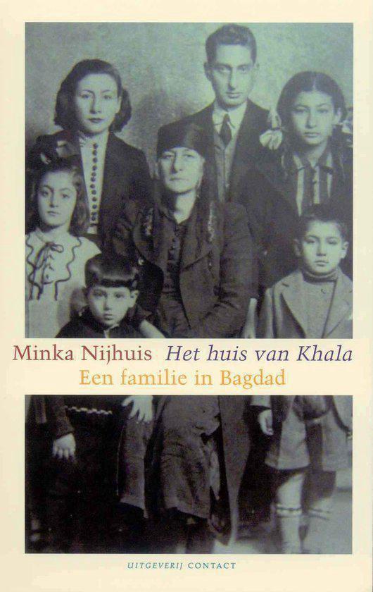 Het huis van Khala - Minka Nijhuis |