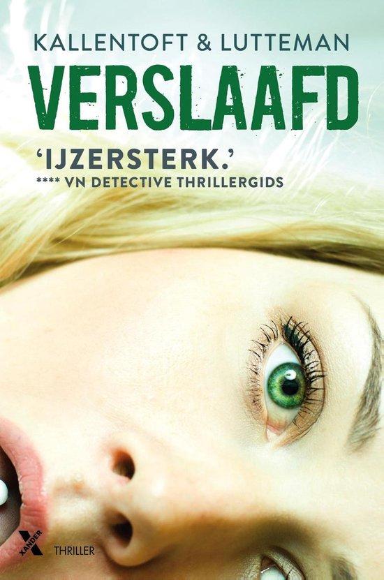 Verslaafd - Mons Kallentoft |