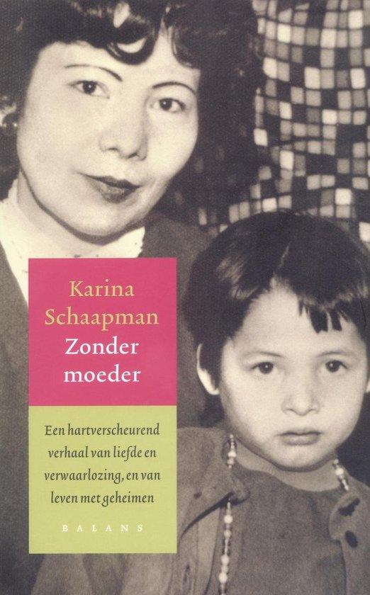 Zonder moeder - Karina Schaapman pdf epub
