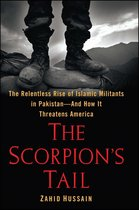 Boek cover The Scorpions Tail van Zahid Hussain
