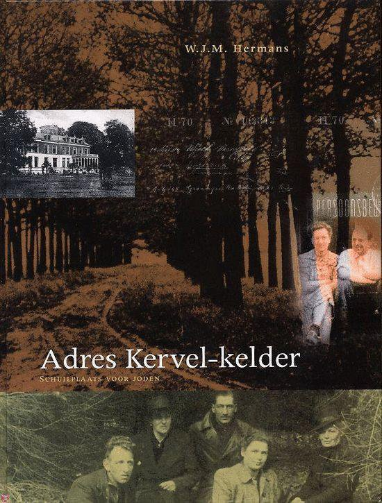 Adres Kervel-Kelder - W.J.M. Hermans pdf epub