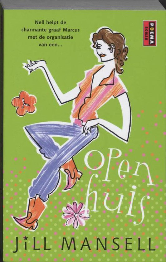 Open huis - Jill Mansell  