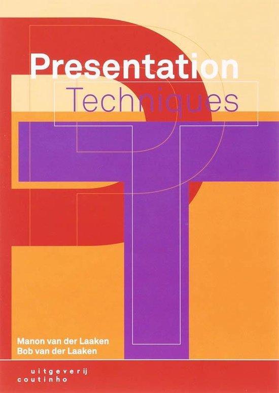 Presentation Techniques - B. Van Der Laaken |