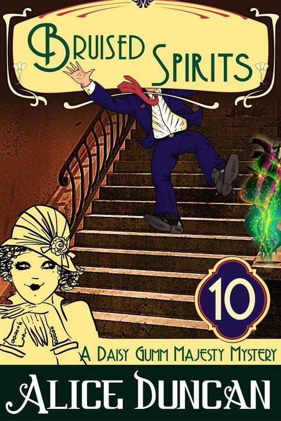 Bruised Spirits (A Daisy Gumm Majesty Mystery, Book 11)