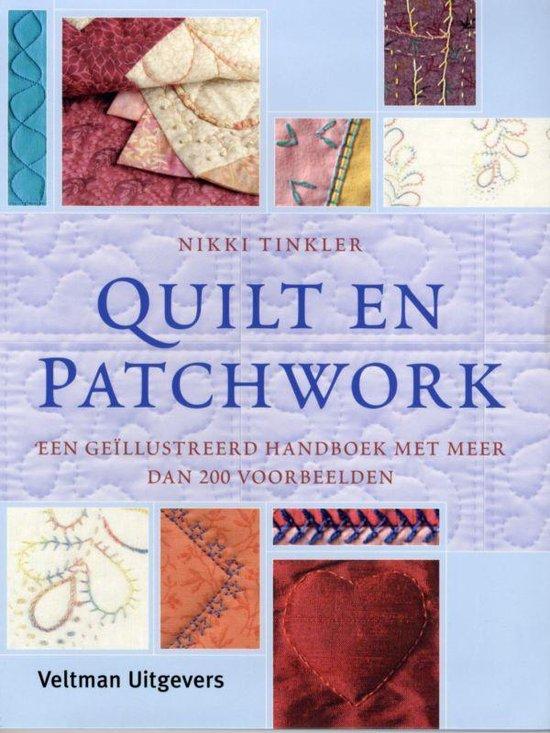 Quilt en patchwork - N. Tinkler  