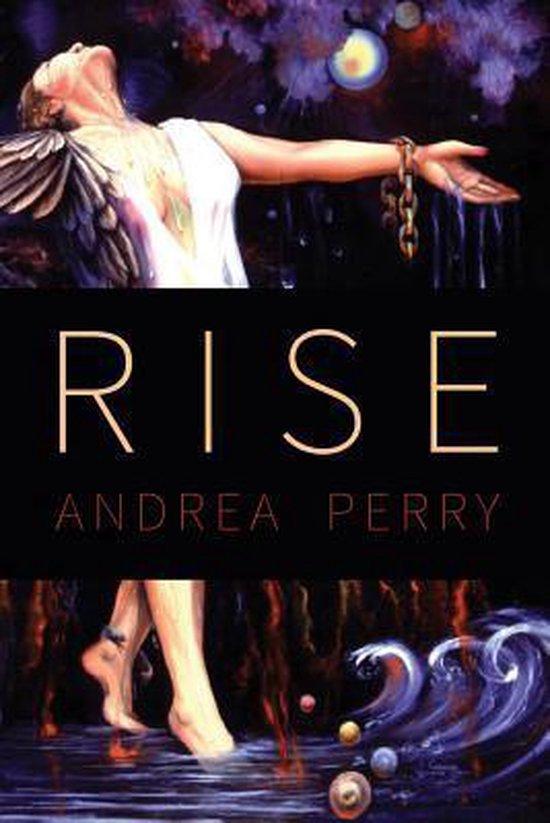 Boek cover Rise van Katy Perry (Paperback)