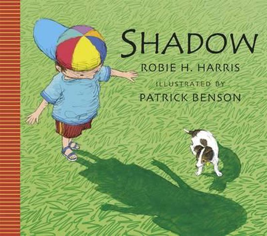 Boek cover Shadow! van Robie H. Harris (Paperback)