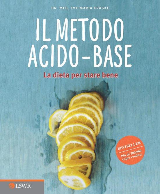 Boek cover Il metodo acido-base van Eva-Maria Kraske (Onbekend)