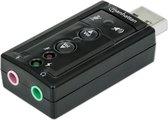 LogiLink USB Soundcard 7.1 kanalen
