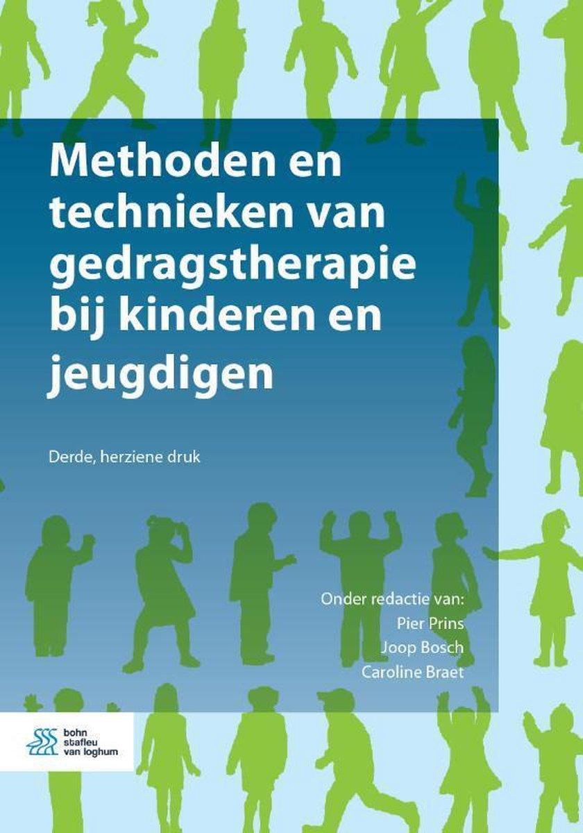 Methoden en technieken van gedragstherapie bij kinderen en jeugdigen - Pier Prins