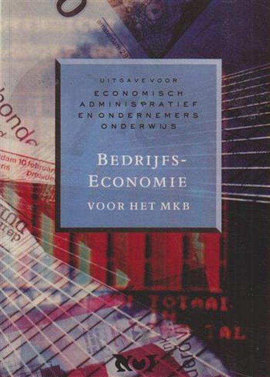 Bedrijfseconomie voor het mkb - none |