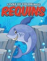 Livre De Coloriage Requins