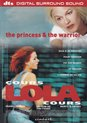 The Princess & the Warrior en Cours Lola Cours - Dubbel DVD - IMPORT met Nederlandse ondertiteling