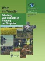 Erhaltung Und Nachhaltige Nutzung Der Biosphare
