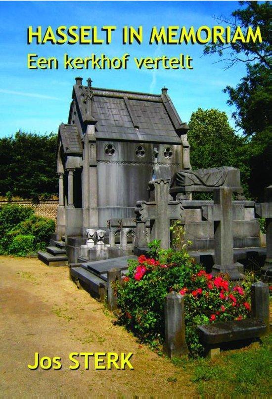 Cover van het boek 'Hasselt in memoriam' van Jos Sterk