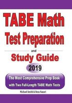 TABE Math Test Preparation and study guide