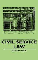 Civil Service Law