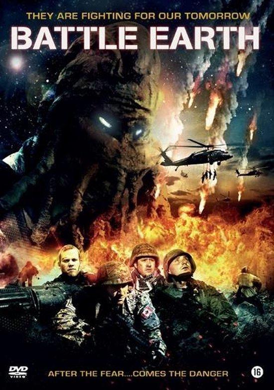 Cover van de film 'Battle Earth'