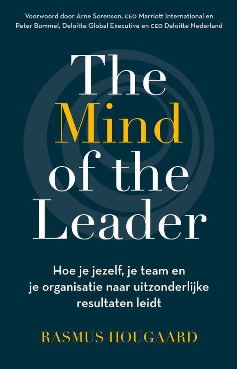 Hoe leiders denken - Rasmus Hougaard
