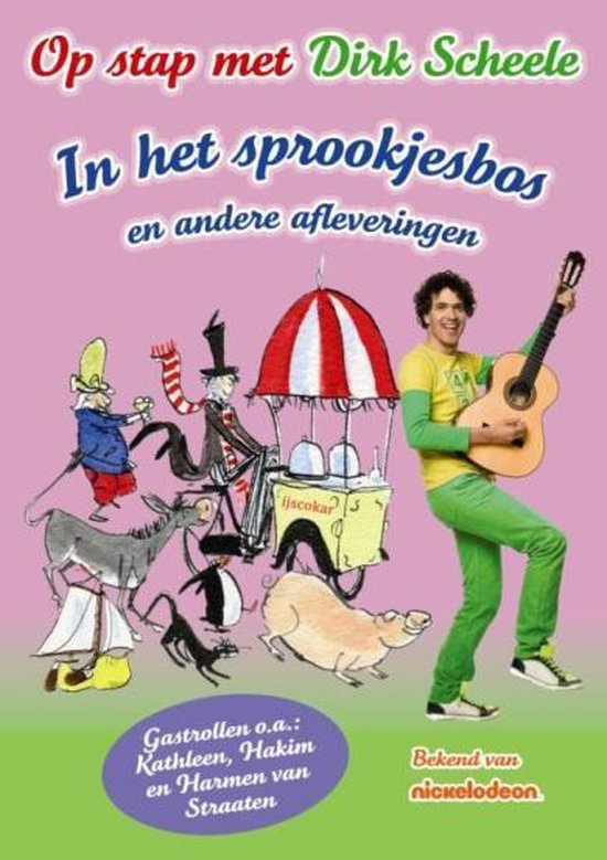 CD cover van Op Stap Met Dirk Scheele - Dvd 2 van Dirk Scheele