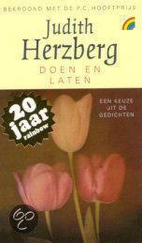 Doen En Laten - Judith Herzberg |