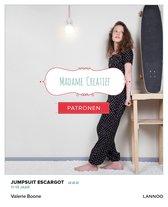 Madame Creatief - Patronen jumpsuit Escargot