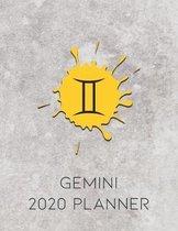 Gemini 2020 Planner