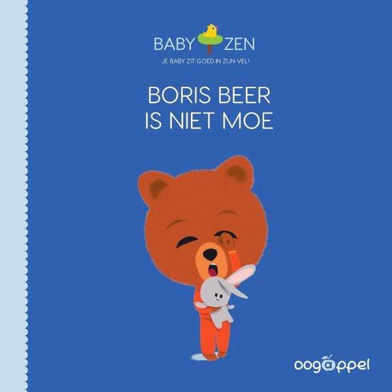Baby Zen 0 - Boris Beer is niet moe - Louison Nielman |