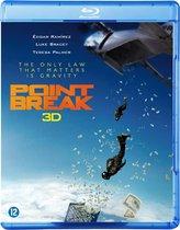 Point Break (2015) (3D+2D Blu-ray)