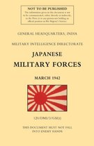 Japanese Military Forces (March 1942)