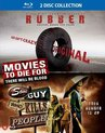 Rubber / Some Guy Who Kills People (Blu-ray)