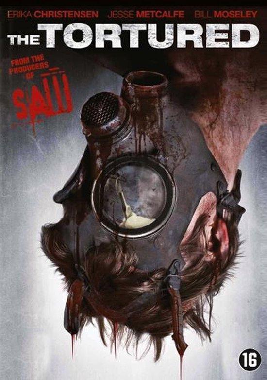 Cover van de film 'The Tortured'