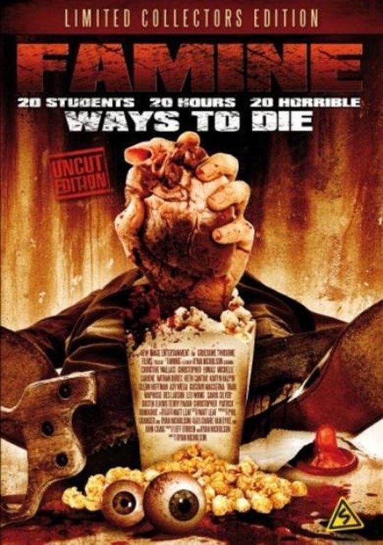 Cover van de film 'Famine'