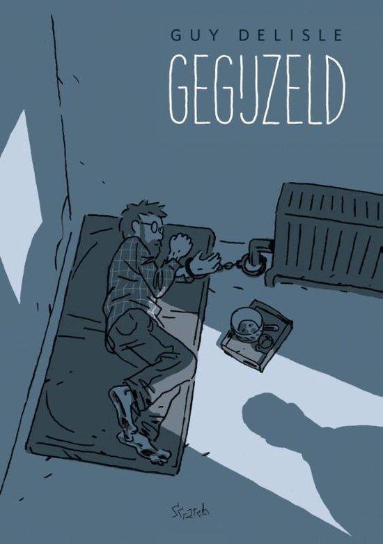 Gegijzeld - Guy Delisle  